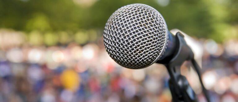 Mikrofon – abivahend, mis võib sind hulluks ajada