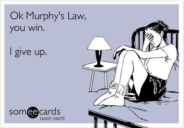 Murphy seadused kõne pidajale