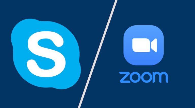 Avalik esinemine Skype, Zoom vms vahendite abil